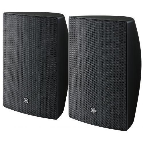 Yamaha vxs 8 głośnik instalacyjny 8ohm/100v czarny (para)