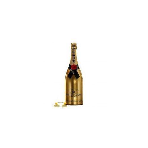 Szampan imperial brut golden sleeve limitowana edycja 1,5l marki Moët & chandon