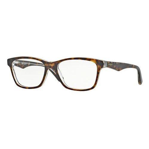 Vogue eyewear Negocjuj cenę! okulary korekcyjne vo 2787 1916 53 (8053672012330)