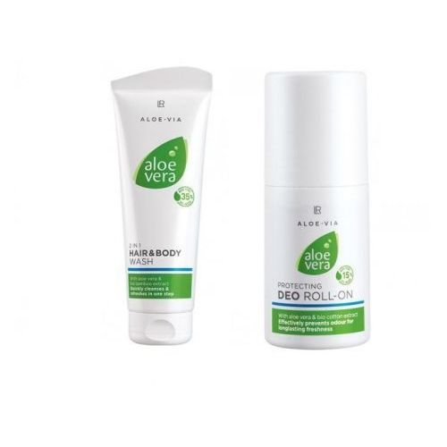 Lr health & beauty Zestaw sport aloe vera