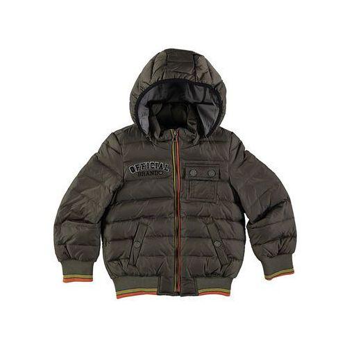 Kurtka w kolorze khaki | rozmiar 98 - produkt z kategorii- kurtki dla dzieci