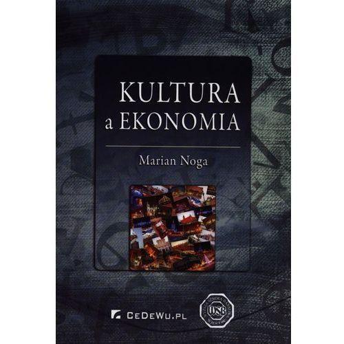 Kultura a ekonomia - Marian Noga (152 str.)