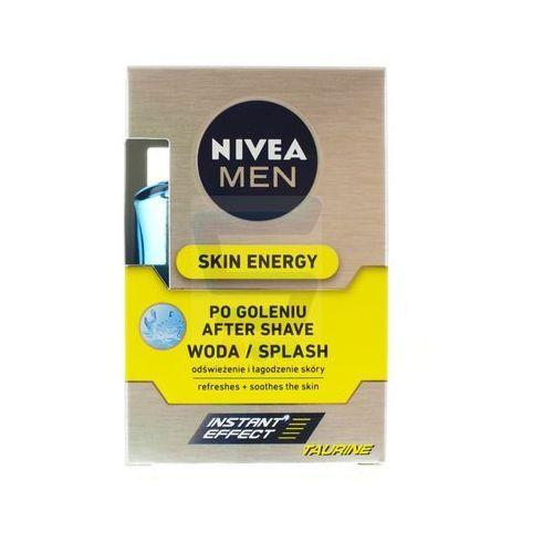 Nivea Men Skin Energy Woda po goleniu 100 ml (4005808294763)