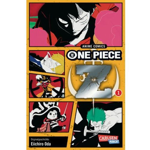 One Piece Z. Bd.1 (9783551779038)