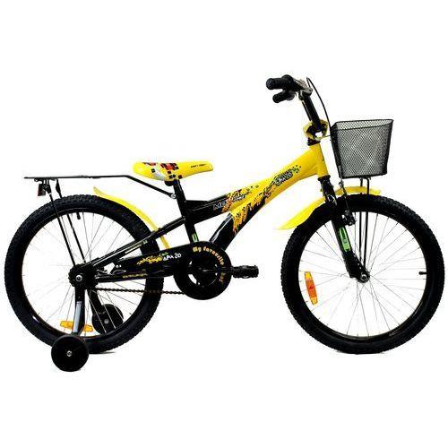 Mexller BMX CARS 20, dziecięcy rower