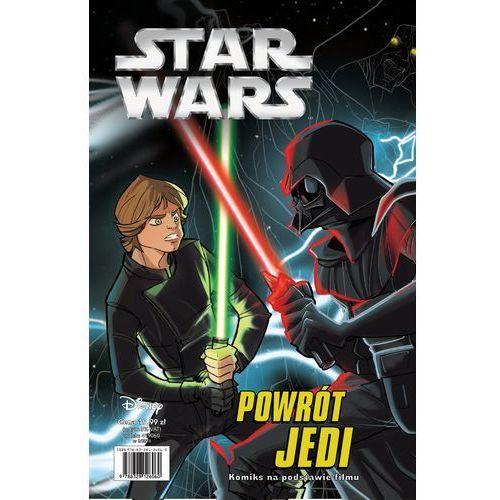 Star Wars. Powrót Jedi. Komiks na podstawie filmu, Egmont