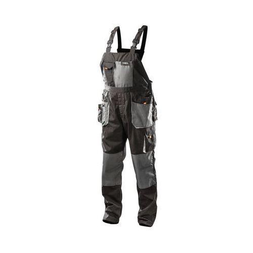 Spodnie robocze NEO 81-240-M na szelkach (rozmiar M/50)