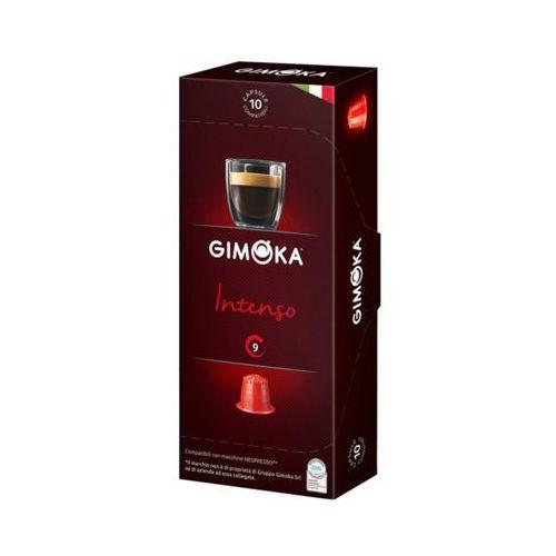 Gimoka 10szt intenso nespresso włoska kawa w kapsułkach