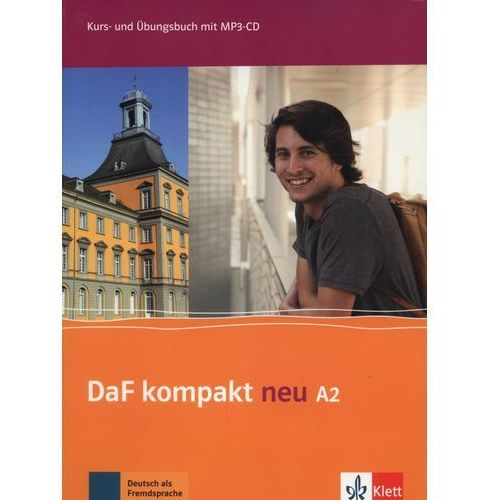 DaF Kompakt Neu A2 Kurs- und Ubungsbuch +CD (2011)