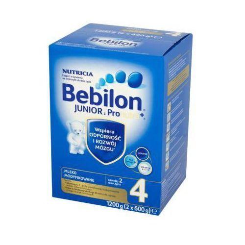 1200g junior 4 z pronutra mleko modyfikowane powyżej 2 roku marki Bebilon