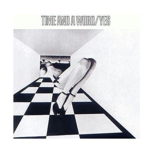 TIME AND A WORD - Yes (Płyta CD) (0081227378721)