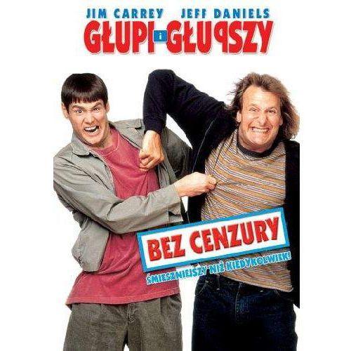 Galapagos films Głupi i głupszy (dvd) - peter farrelly od 24,99zł darmowa dostawa kiosk ruchu (7321909045842)