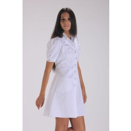 Bon Ton, sukienka, Lewantyna (odzież medyczna)