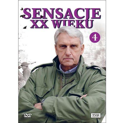Telewizja polska s.a. Sensacje xx wieku część 4 (płyta dvd) (5902739660492)