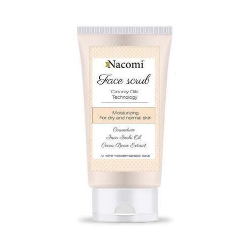 peeling do twarzy 85ml nawilżający marki Nacomi