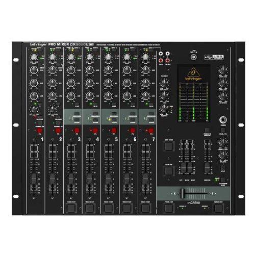 """pro mixer dx2000usb - mikser dj -5% na pierwsze zakupy z kodem """"start""""! marki Behringer"""