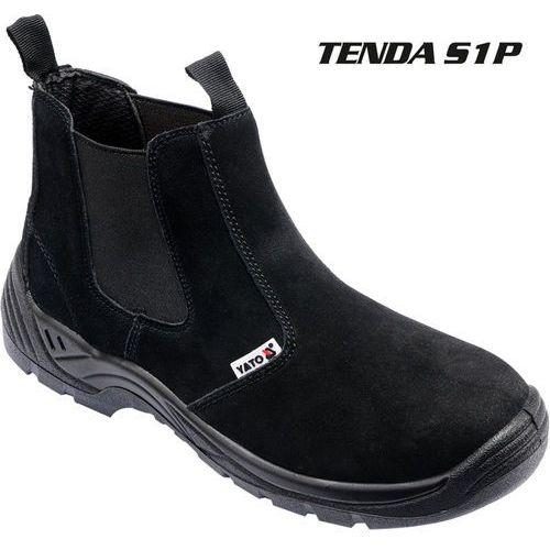 TRZEWIK ROBOCZY TENDA S1P rozmiar 40 / YT-80853 / YATO - ZYSKAJ RABAT 30 ZŁ (5906083808531)