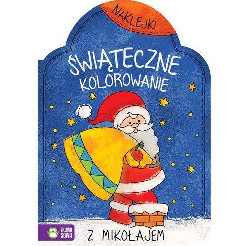 Świąteczne kolorowanie z Mikołajem (9788381544252)