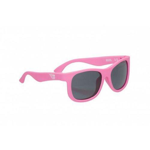 navigator okulary przeciwsłoneczne dla dzieci (0-2) think pink marki Babiators