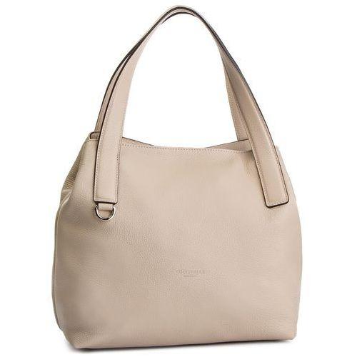 baf95e309969f Torebka COCCINELLE - DE5 Mila E1 DE5 11 02 01 Seashell N43, kolor beżowy 1  049,90 zł pokazujemy torebkę firmy Coccinelle o bardzo łagodnych kształtach  ...