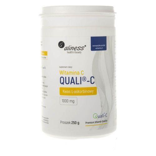 Proszek Aliness Witamina C Quali®-C (kwas L-askorbinowy) proszek - 250 g