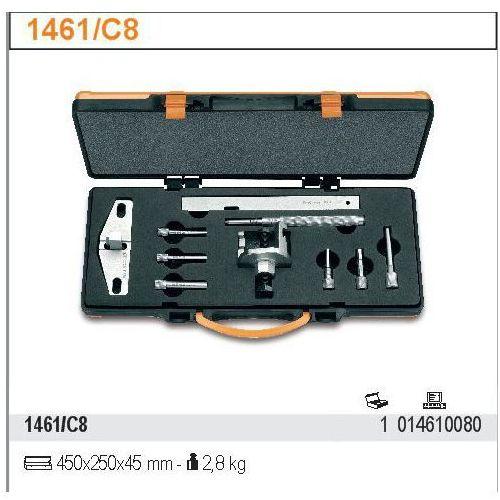 Zestaw narzędzi do blokowania i ustawiania układu rozrządu w silnikach ford, model 1461/c8 marki Beta