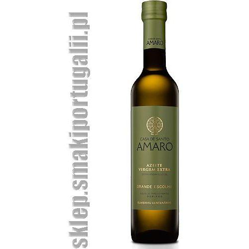 Portugalska oliwa extra virgin Casa de Santo Amaro GRANDE ESCOLHA 500 ml