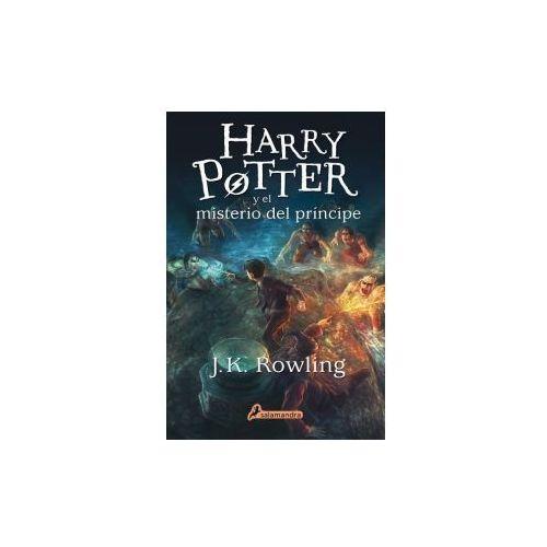 Harry Potter y El Misterio del Principe Rowlingová Joanne Kathleen (9788498386998)