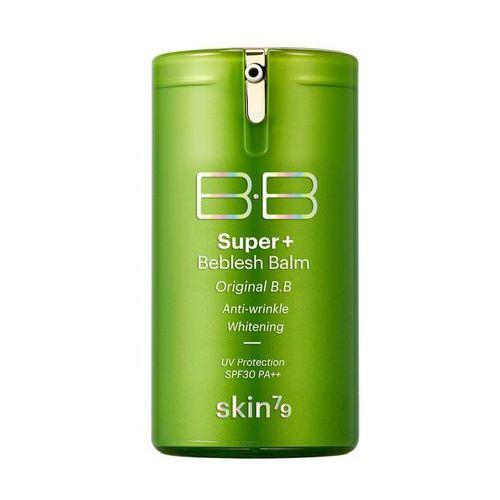 super+ beblesh balm spf30 pa+++ bb cream green krem bb 40 g marki Skin79