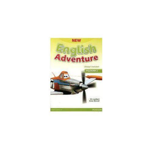 New English Adventure Zeszyt ćwiczeń z płytą DVD + Materiały dla ucznia - Lambert Viv, Worrall Anne