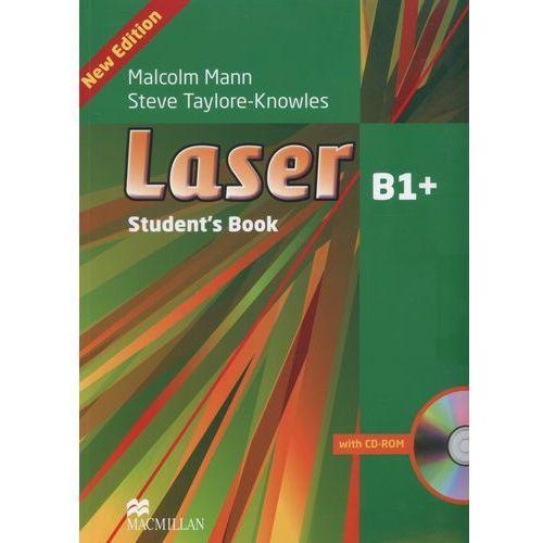 Laser B1+ 3 Edycja (Pre-FCE) Podręcznik + CD, Malcolm Mann