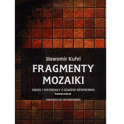 Fragmenty mozaiki. Szkice i materiały z czasów oświecenia (2009)
