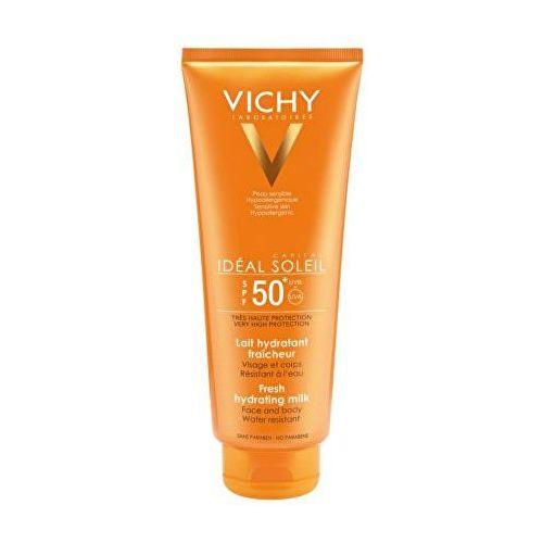 Vichy Capital Ideal Soleil Mleczko do twarzy i ciała SPF 50, 300 ml