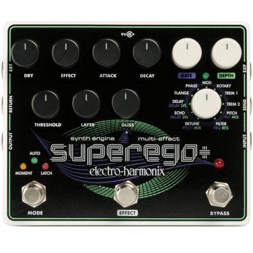 superego plus efekt gitarowy marki Electro harmonix