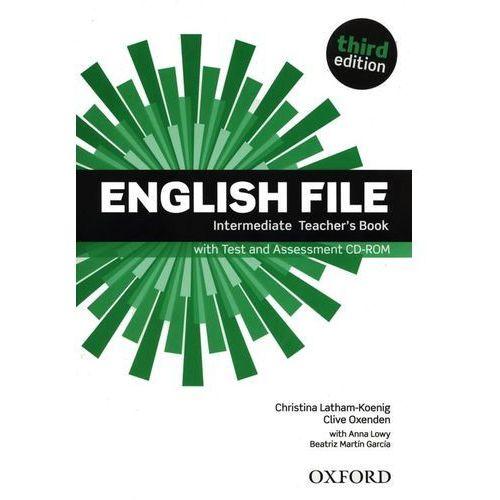 English File Third Edition Intermediate książka nauczyciela (9780194597173)