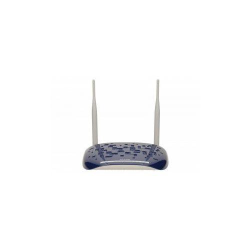 TP-LINK W8960N  ADSL2+ WiFi N300 (2.4GHz) 1xRJ11 4x10/100LAN 2x3dBi (SMA) Annex A z kategorii Routery i modemy ADSL