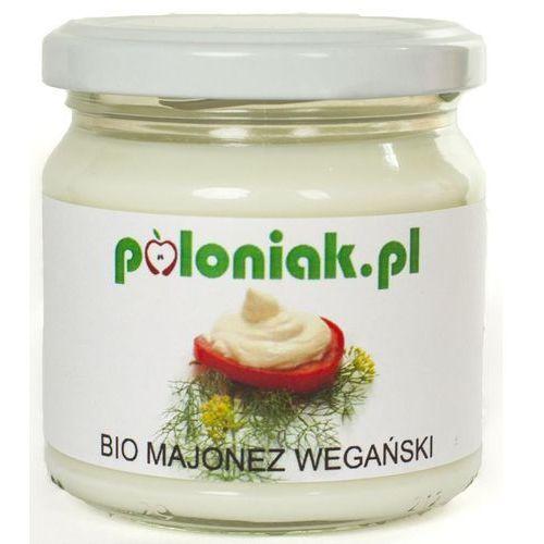 Poloniak dystrybutor: bio planet s.a., wilkowa wieś 7, 05-084 leszno k Majonez wegański bio 180 ml - poloniak (5902020922605)