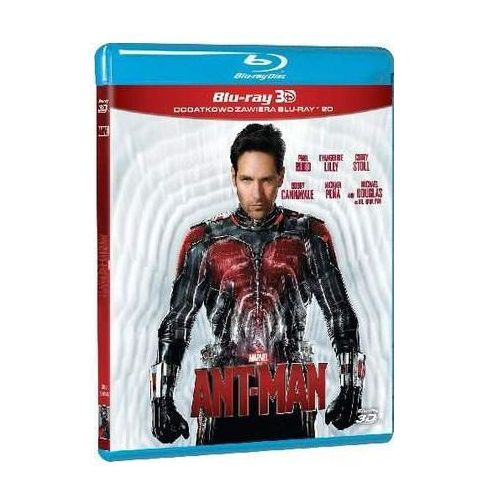 Ant-Man 3D (Blu-Ray) - Peyton Reed (7321917505482)