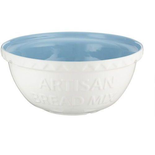 Mason cash Misa duża 4 litry, biało-niebieska baker's authority (2002.021)
