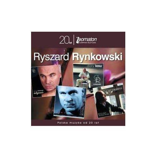 RYSZARD RYNKOWSKI - KOLEKCJA 20.LECIA POMATONU - Album 4 płytowy (CD)