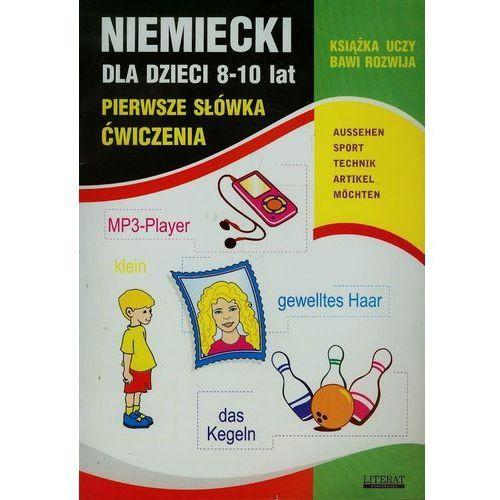 Język Niemiecki dla Dzieci 8-10 Lat, Literat