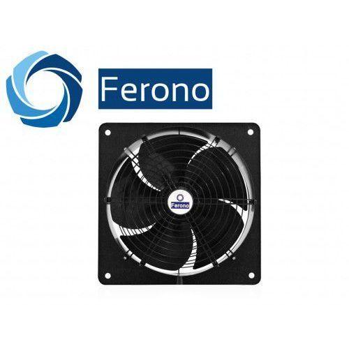 Ferono Wentylator osiowy, ścienny na płycie 400mm, 4500 m3/h (fpt400)