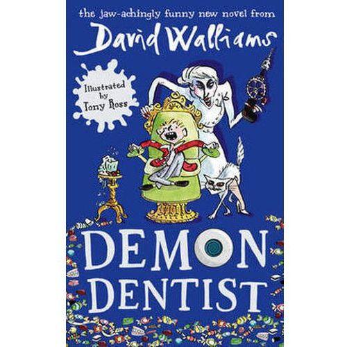 Demon Dentist, HarperCollins Publishers