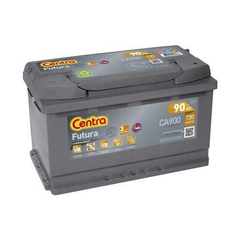 Akumulator Centra Futura 12V 90Ah 720A P+ (wymiary: 315 x 175 x 190) (CA900)
