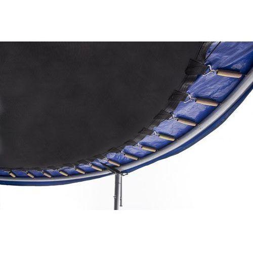 Trampolina ogrodowa 8ft (244cm) z siatką wewnętrzną - 3 nogi - niebieski \ 244 cm marki Hop-sport