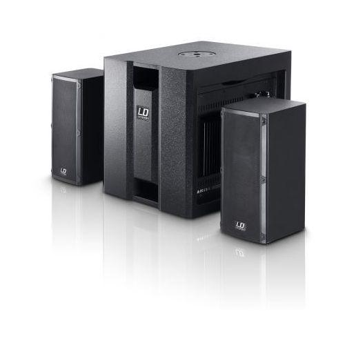 Ld systems dave 8 roadie zestaw nagłośnieniowy 150w + 2x100w