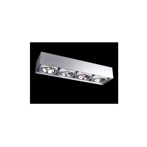 CHORS BOX-MX4-S-C01 BOX MX4 Oprawa Sufitowa 4x50W - sprawdź w Centrum Światła