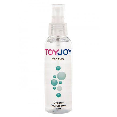 Toyjoy Płyn toy joy cleaner spray 150 ml | 100% dyskrecji | bezpieczne zakupy (8713221063854)