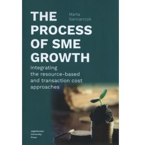 The process of SME growth (9788323343776)