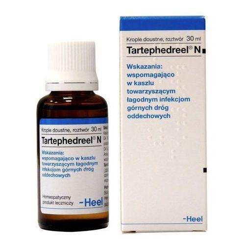 TARTEPHEDREEL N krople 30ml z kategorii pozostałe zdrowie